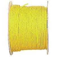 Wellington 15019 Rope, 230 lb Working Load Limit, 600 ft L, 3/8 in Dia, Polypropylene