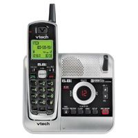 Vtech CS6124 Cordless Telephone with Caller ID, Nickel-Metal Hydride Battery, 2.4 V Battery, Dect 6.0 Band