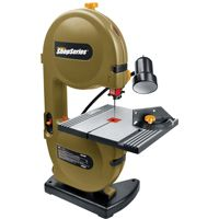 ROCKWELL RK7453 Band Saw, 3-1/8 in Cutting, Brown