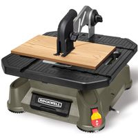 ROCKWELL RK7323 Table Saw, 120 V, 4 in Dia Blade
