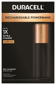 POWERBANK/CHARGER PORTBLE 1DAY