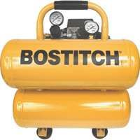 Bostitch CAP2041ST-OL Air Compressor, 4 gal Tank, 120 V