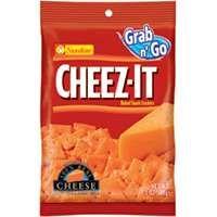 CHEEZ-IT CHEEZIT36 Original Baked Snack Crackers, 3 oz Bag