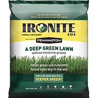Ironite 100524179 Lawn Fertilizer, 30 lb Bag