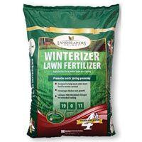 TurfCare 902733 Lawn Winterizer Fertilizer, 16 lb Bag