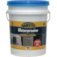 DAMTITE 01451 Powder Waterproofer, Powder, White, 45 lb Pail