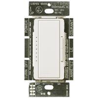 Lutron Maestro MACL-153MH-WH Digital C.L Dimmer, 120 V, White