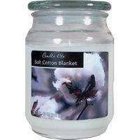 Candle-Lite 3297250 Jar Candle, White