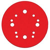 Diablo DCD050060H50G Random Orbit Sanding Disc, 60-Grit, Ultra Coarse Grade, Ceramic, 5 in Dia