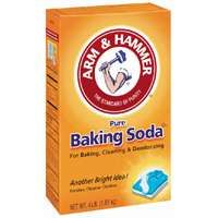 ARM & HAMMER 01170 Pure Baking Soda, 4 lb Box