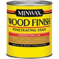 Minwax Wood Finish 22180 Wood Stain, Puritan Pine, 0.5 pt Can