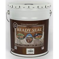 Ready Seal 515 Stain and Sealer, Pecan, 5 gal Pail
