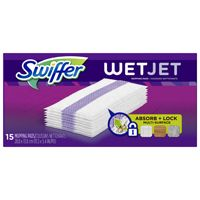 Swiffer 08441 Super Absorbent Refill Pad, For WestJet SWIFFER Advanced Cleaning Solution