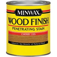 Minwax Wood Finish 22350 Wood Stain, Cherry, 0.5 pt Can
