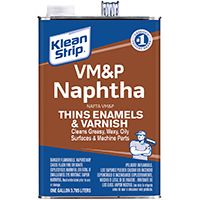 Klean Strip GVM46 Naphtha Thinner, 1 gal Can