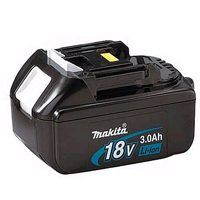 Makita BL1830B Lithium Battery, 18 V, 3 Ah