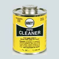 HARVEY 019100-24 Pipe Cleaner, Clear, 4 oz Can