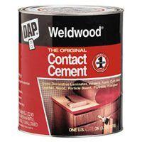 DAP 00272 Contact Cement, 1 qt Can