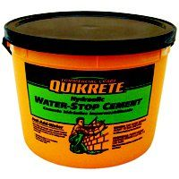 Quikrete 1126-11 Hydraulic Cement, Gray, 10 lb Pail