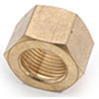 Anderson Metals 730061-10 Compression Nut, 150 psi, Brass