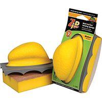 Gator 7233 Sanding Sponge Holder, 120-Grit, Aluminum Oxide