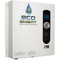 ECOSMART ECO 27 Electric Water Heater, 240 V, 113 A, 27 W