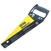 STANLEY 15-579 Saw, 8 TPI, Comfort-Grip Handle