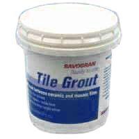 SAVOGRAN 12862 Tile Grout, 1 qt