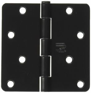 National Hardware N830-201 Door Hinge, 50 lb Weight Capacity, Steel, Oil-Rubbed Bronze