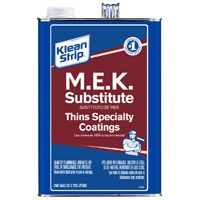 Klean Strip GME71 Methyl Ethyl Ketone Thinner, 1 gal Can