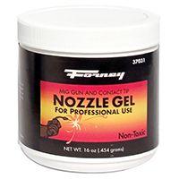 Forney 37031 Nozzle Gel, Blue, 16 oz