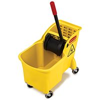 Rubbermaid 1887304 Tandem Bucket, 31 qt Capacity