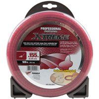 Arnold Xtreme Professional 490-030-0034 Trimmer Line, 0.155 in Dia, Polymer, Maroon