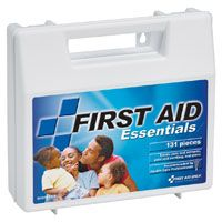 First Aid Only FAO-132 General-Purpose First Aid Kit, 130-Piece