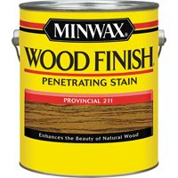 Minwax Wood Finish 71002000 Wood Stain, Provincial, 1 gal Can