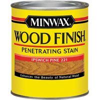 Minwax Wood Finish 70004444 Wood Stain, Ipswich Pine, 1 qt Can