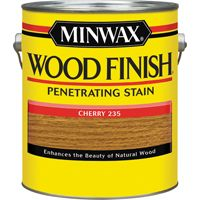 Minwax Wood Finish 71009000 Wood Stain, Cherry, 1 gal Can