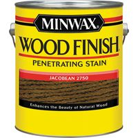 Minwax Wood Finish 71014000 Wood Stain, Jacobean, 1 gal Can