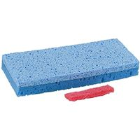 Quickie HomePro 0472CNRM Sponge Mop Head, Microban Sponge, For Model 041 and 047 Type H Mop