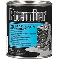 Henry PR350030 Plastic Roof Cement, 30 oz Cartridge