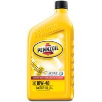 Pennzoil 550035160/3653 Motor Oil Amber, 1 qt Bottle