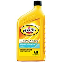 Pennzoil 550042065 Transmission Fluid Dark Red, 1 qt Bottle