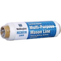 Wellington Puritan 10482 Seine Twine, 10 lb Weight Capacity, 260 ft L, #18 Dia, White