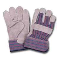 Diamondback Padded Work Gloves, One Size Fits All, Cotton, Canvas Lining
