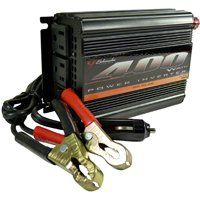 Schumacher XI41B Power Inverter, 10/15 VDC Input, 110/125 V Output