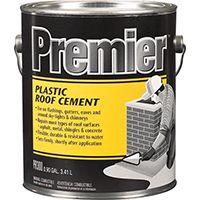 Henry PR300042 Plastic Roof Cement, 0.9 gal