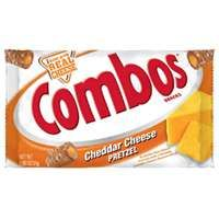 Combos CPCOMBO18 Baked Snack Food, 1.8 oz Bag