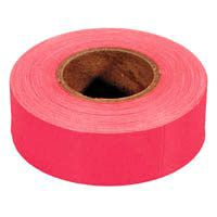 TAPE BARRICADE PINK 150 FT