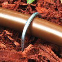 Rain Bird GS50/10PS Tubing Stake, 5-5/8 in L, Steel