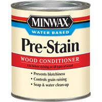 Minwax 61851 Pre-Stain Wood Conditioner, Clear, 1 qt Can